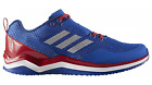 ADIDAS SPEED TRAINER 3.0 MEN'S BASEBALL TRAINING TURF COMFY SHOES NEW 2017