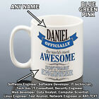 AWESOME COMPUTER IT GUY WORK OFFICE MUG Birthday Gift Present Him Her Men Cup