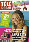 1999-2000 DS France Foot 2000 Tele Poche (Pocket Television guide) Insert Cards