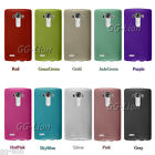 Brushed Gel TPU Cover Skin Case for LG G4