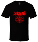 BEHEMOTH 1 New Hot Sale Black Men T Shirt Cotton Size S - 5XL