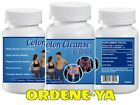 COLON CLEANSE NATURAL Cap Fuxion CAMBOGIA Action Cleanser DETOX Weight Loss $14.8 USD on eBay