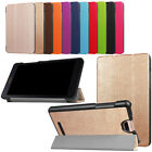 Tri-Fold Folio Folding Stand Case Cover for 7 Inch Acer Iconia Talk S A1-73 NEW