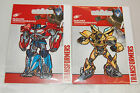 Iron on Fabric Motif  - TRANSFORMER  -Licensed Disney- 2 designs to choose from