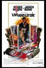 Live and Let Die Movie Poster (27 x 40) $26.91 CAD
