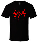 SADUS 4 New Hot Sale Black Men T Shirt Cotton Size S - 5XL