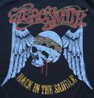 Aerosmith Back In The Saddle Classic Rock Band Licensed Concert Adult T-Shirt image