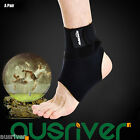Premium Compression Sports Run Protection Ankle Support Brace Stabilizer Elastic