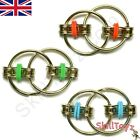 Fidget Bike Chain Ring Stress Relief Toy - Choice of Colours -UK SELLER UK STOCK