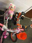 "New Unisex Kids Junior Mini Bicycle Bike Cycle Girls Boys 14"" 16"" 18"""