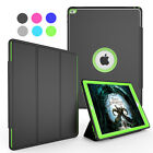 Shockproof Flip Stand Cover Fully Protector Rugged Armor Case For iPad Pro 12.9""