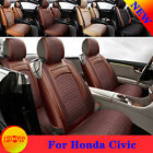 Bring For Honda Civic C37LJ 5-seat Car Interior Chair Mat Seat Cover All Weather