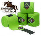Le Mieux Luxury Pony Polo Bandages Lime Green Set of 4 PONY SIZE 2017 BNWT