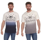 Mens Dip Tie Dye Printed TShirt Embargo Sport Cotton Retro Vintage Top S-XXL New