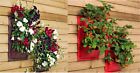 2x3 Pocket Burgon & Ball Strawberry / Chestnut VertiPlant vertical Wall Planters