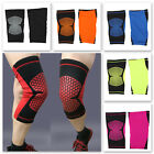 Knee Support Strap Arthritis Pain Relief Sport Gym Open Patella Protect Kneepad