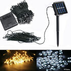 LED Solar String Lights Wire, Waterproof Starry, Decorate Rope for Garden, Patio