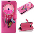 Wind Chimes Quicksand Flip PU Leather Wallet Stand Cover Case For BQ Models