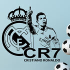 CRISTIANO RONALDO WALL STICKERS Football Wall Stickers Wall Art Decal Decor N138