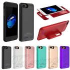 New Power Bank External Battery Backup Charger Case Cover For iPhone 6 6s 7 PLUS