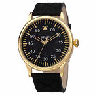 Men's August Steiner AS8125 Casual Swiss Quartz Canvas Strap Watch
