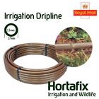 Drip Line for Garden Watering, Irrigation Leaky Pipe. 13mm in 25/50/100M lengths