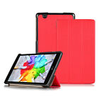 Magnetic Leather Smart Cover Stand Case For LG Gpad 3 8.0 V525 /G Pad X 8.0 V521