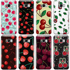 DYEFOR CHERRY PRINT COLLECTION PHONE CASE COVER FOR SAMSUNG GALAXY PHONES 2 £4.95 GBP on eBay