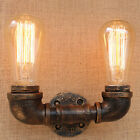 Vintage Industrial Loft Rustic Wall Sconce Aisle Lights Fixture Wall Lamp 4458HC