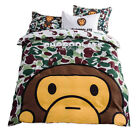 NEW Bedding Set Cotton  Bed Linen Include Duvet Cover Bed Sheet Pillowcase