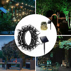 100/200/500 LED String Solar Powered Fairy Lights Garden Party Christmas Outdoor