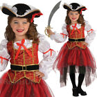 Princess of the Seas Pirate Costume Pirate Girl Kids Fancy Dress Outfit Rubies