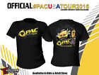Pac Performance USA TOUR 2016 Printed T-Shirt -Adults -FREE GIFT!!