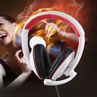Gaming Headset Surround Hifi Stereo Headband Headphone 3.5mm with Mic for PC BA