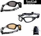 Bolle Tracker II Safety Skiing Cycling Goggles Glasses (Includes Bag and Strap)