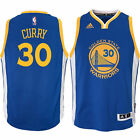 Stephen Curry Golden State Warriors Youth Swingman Basketball Jersey - Royal New