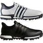Adidas Golf TOUR360 Boost Leather Golf Shoes - Wide Fitting