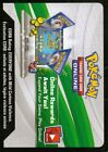 10X Pokemon Sun and Moon Guardians Rising - Pokemon PTGO Online Code Cards
