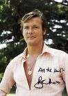 ROGER MOORE 13 (FILM ACTOR) SIGNED MUGS & PHOTO PRINTS