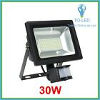 FOCO PROYECTOR LED SMD CON DETECTOR 30W