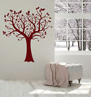 Vinyl Wall Decal Tree Leaves Branches Home Interior Decoration Stickers (ig4867)