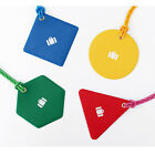 2NUL - Travel Name Tag - Travel Luggage Name Tag Travel Accessory Vivid Color