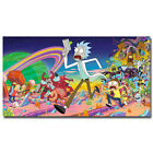 Rick and Morty Cartoon Silk Poster Print Home Wall Decoration 16x24inch Gift <br/> Free Shipping&radic;Fast Delivery&radic;Good Service&radic;High Quality