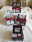 Desk Clock-Office Editions-New in the Box-Your Choice (See Listing Description)