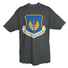 T-SHIRT US AIR CORPS US AIR FORCES IN EUROPE ALLIES CREST S-2XL
