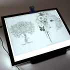 A3/A4 LED Tracing Light Box Drawing Tattoo Board Pad Table Stencil Artist 14/19