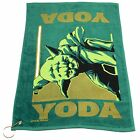 Star Wars Golf Towel Woods Iron Sporting Goods Rag Bag Accessory (4 Characters) $19.27 CAD