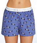 HUE Pooch Run Knit Sleep Shorts - Women's