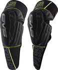EVS TP199 Offroad Motorcycle Riding Protective Knee Guard Black Hi-Vis