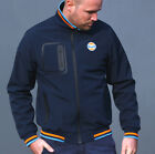 GRANDPRIX ORIGINALS Gulf Softshell Jkt. navy blue